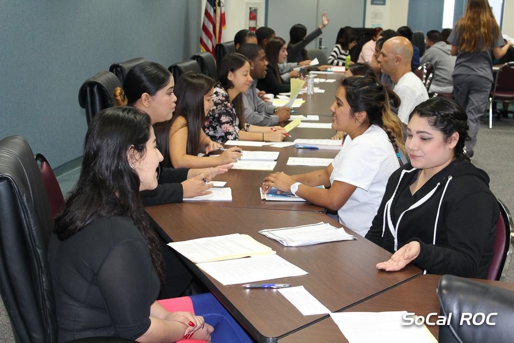 SoCal ROC - Call (310) 224-4200 - Students Practice Job